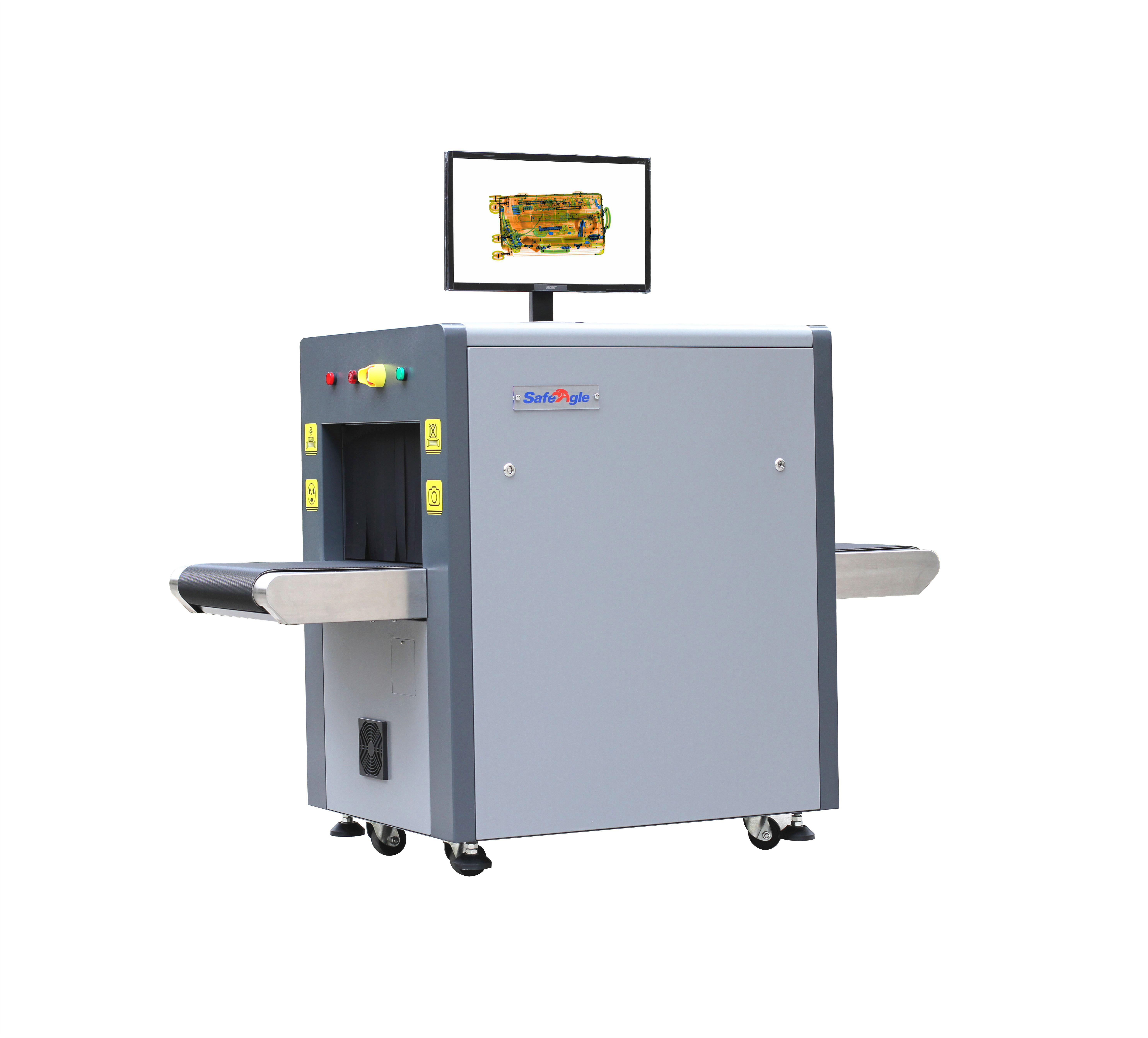 جهاز الفحص بالأشعة السينية