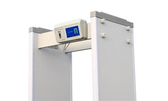 Detector de metales del arco