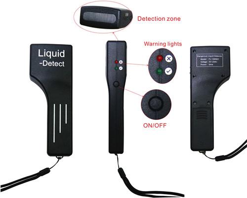 Liquid detector